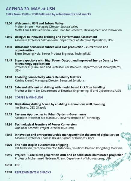 Text program. Industry-Science Meetup.